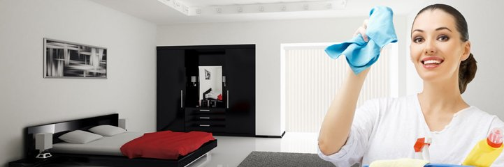 residential & domestic cleaning